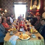 Breakfast at Alexander Mansion Bed and Breakfast 10-3-2015